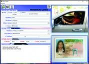 Software control de visitantes para condominios