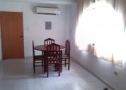 Alquilo apartamento semi amoblado