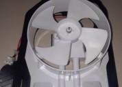 Micro ventilador con base para nevera