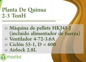 Planta de quinoa 2-3 tonh meelko
