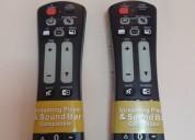 Control remoto universal para tv,decodificador,etc