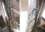 campana, ducto, filtros y extractor de cocinas