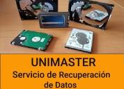 Servicio de recuperacion de datos