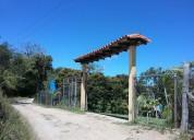 CASA EN CORDERO, sector Llano La Cruz parte alta.