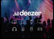 D-e-e-z-e-r 4 meses premium entrega inmediata