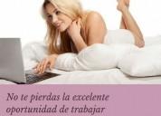 Trabaja desde casa - internet - multimedia