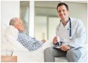 Cuidados de pacientes a domicilio
