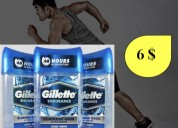 Gillette endurance desodorante