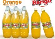 Jugo de naranja berigu