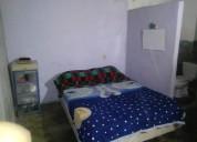 Se alquila habitacion con cama,para 1 persona.