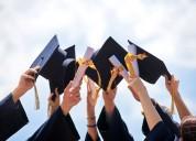 Se tramitan títulos de bachiller y universitarios