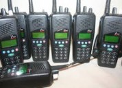 Alquiler de radios portatiles punto a punto
