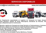 Transporte de carga de camiones  camion 8000