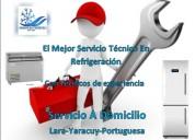 Servicio técnico en refrigeración04169522822