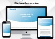 Diseño de sitios web en venezuela