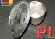 Compro platino whatsapp 0414.908.51.01 caracas