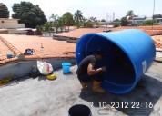 Reparacion de bombas y hidroneumaticos, limpieza d