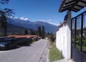 Se vende casa el valle - mÉrida venezuela
