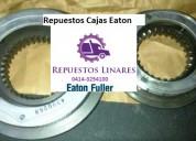Repuestos de cajas eaton en venezuela