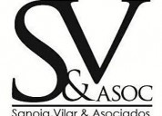 Despacho jurídico sanojavilar&asociados