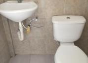 Combo venceramica coronet wc+lavamano color blanco