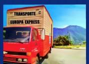 Mudanzas y fletes transporte europa express
