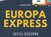 Transporte europa express