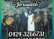 Mariachi cristiano jerusalén de maracay