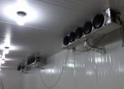 Especialusta en cuartos refrigerados