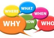 Clases ingles online- conversaciÓn y pronunciacion