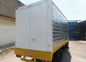 Fabricación y reparación de furgones
