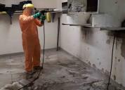 HigienizaciÓn de bajantes de basura