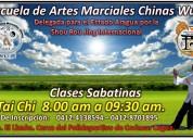 Clases de tai chi chuan chi kung y masajes