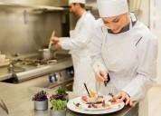 Clases particulares de cocina criolla, reposteria,