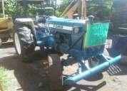 Vendo tractor ford 6600