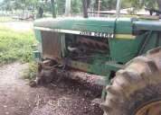 Se vende tractor jhon deere guarico