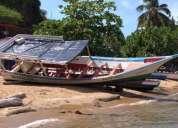 Excelente bote de pesca cumana