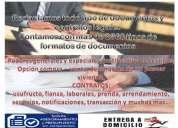 Abogado ofrece servivios legales civil sucesiones