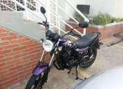 Vendo moto md halcon 2015 con 942 km barcelona