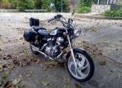 Vendo moto empire super shadow 250 cc