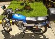 Se vende moto empire los teques, contactarse.