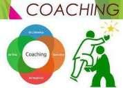 Quieres tener tu coach personal