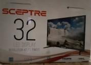 Tv led 32 ¨ eceptre nuevo