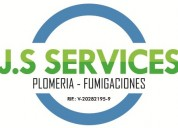 Empresa de fumigacion en san francisco js services