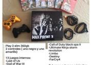 Play 3 slim 360 gb