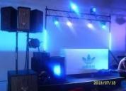 Sonido tarima luces dj en maracaibo