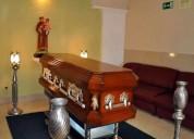 Seguro funerario cremación parcela