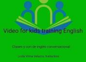 Cursos y clases de inglés conversacional