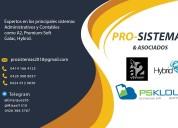 Pro-sistemas & asociados
