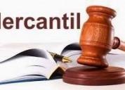 Asesorías jurídicas-abogado mercantil